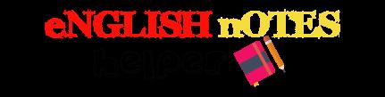 EnglishNotesHelper